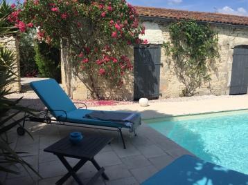 maison d'hôtes piscine châtelaillon
